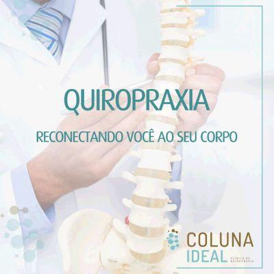 Quiropraxia, Reconectando você ao seu corpo